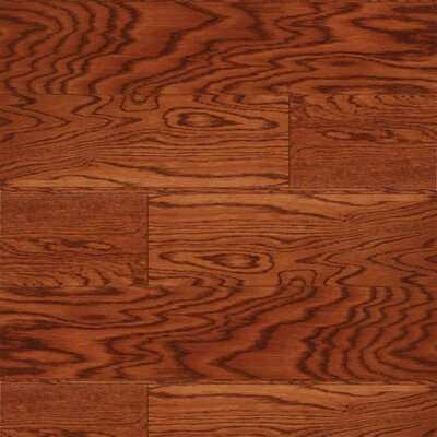 "LM Flooring Lakeside 3"" Engineered Oak Flooring in Walnut"