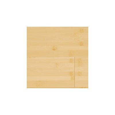"LM Flooring Kendall Exotics 5"" Engineered Horizontal Bamboo Flooring in Natural"