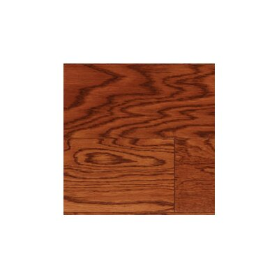 "LM Flooring Cottage Plank 5"" Engineered Oak Flooring in Walnut"
