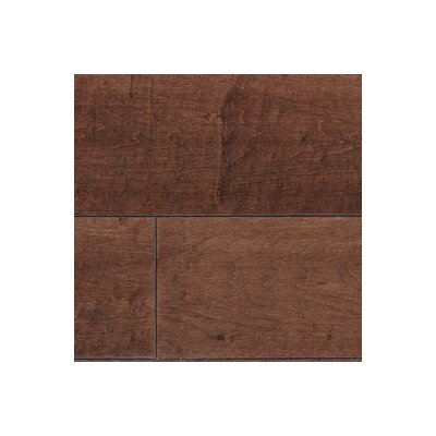 "LM Flooring Kendall 3"" Engineered Maple Flooring in Tawny Brown"