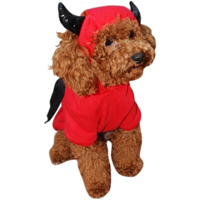 Anit Accessories Devil Bat Dog Costume