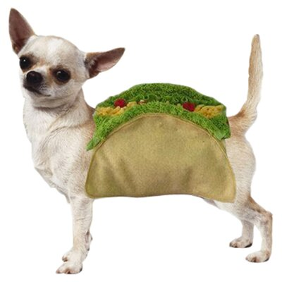 <strong>Puppe Love</strong> Taco Dog Costume