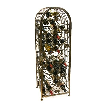 Creative Creations Xiafeng 47 Bottle Wine Rack
