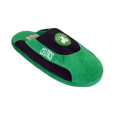 NBA Low Pro Stripe Slippers