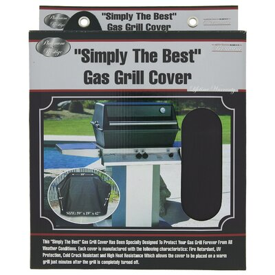 Platinum Prestige Medium Grill Cover