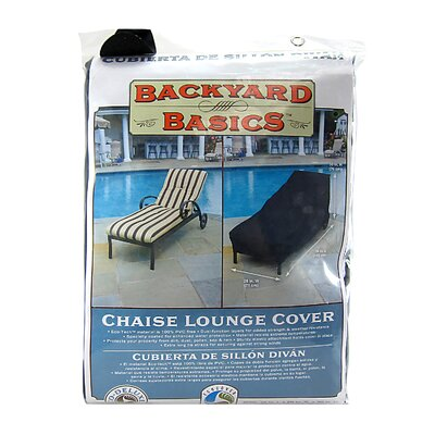 Mr. Bar-B-Q Outdoor Chaise Cover