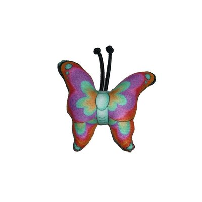 Dogzzzz Tough Chew Butterfly Dog Toy