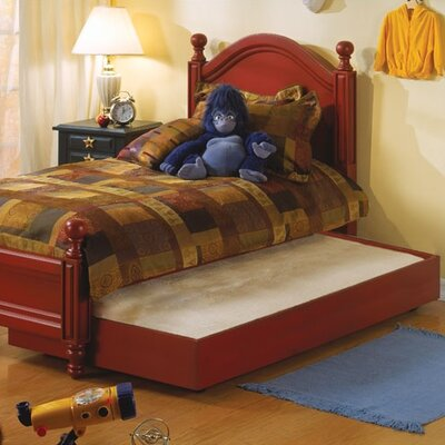 Alligator Monterey Bed with Optional Trundle