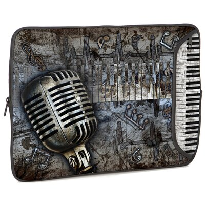 MacBook Melomania Designer Sleeve