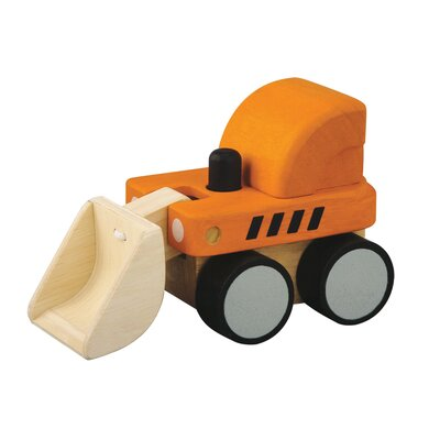 Plan Toys City Mini Bulldozer