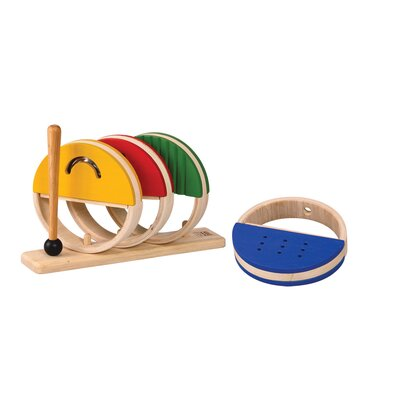 Plan Toys Preschool Percussion Set