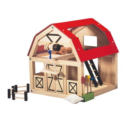 Dollhouse Barn