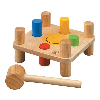 Plan Toys Preschool Hammer Peg
