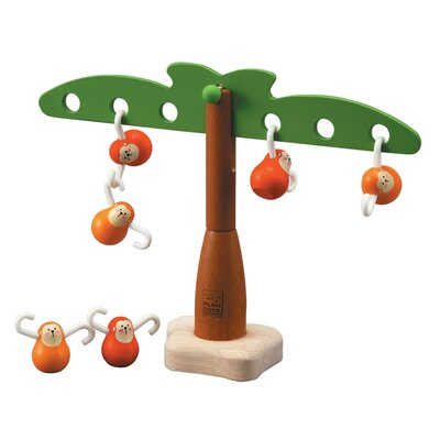 Plan Toys Preschool Balancing Monkeys