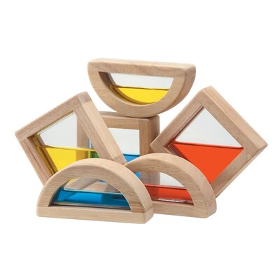 Plan Toys Preschool Water Blocks