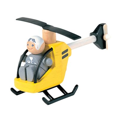 Plan Toys City Helicopter