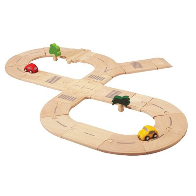 Plan Toys City Road System - Standard