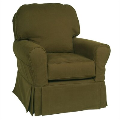 Little Castle Buckingham Glider with Down Filling and Slipcover