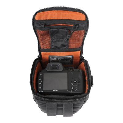 Naneu Correspondent Series C-5 Holster Case in Black