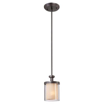 Decker 1 Light Mini Pendant