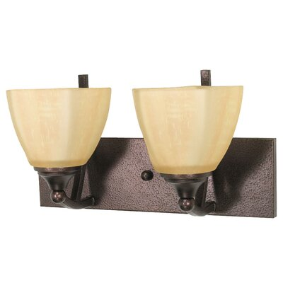 Nuvo Lighting Normandy 2 Light Vanity Light