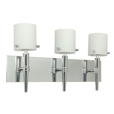 Nuvo Lighting Jet 3 Light Vanity Light