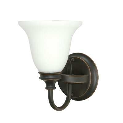 Nuvo Lighting Bistro  1 Light Wall Sconce