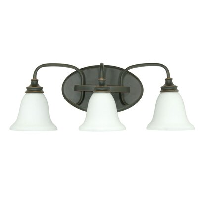 Nuvo Lighting Bistro 3 Light Vanity Light