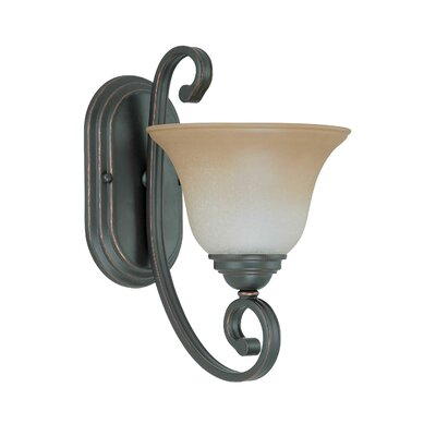 Nuvo Lighting Montgomery  1 Light Wall Sconce