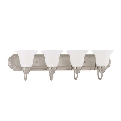 Nuvo Lighting Ballerina 4 Light Vanity Light