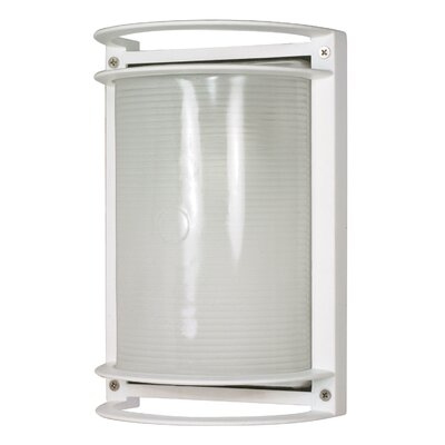Nuvo Lighting Rectangle 1 Light Wall Sconce