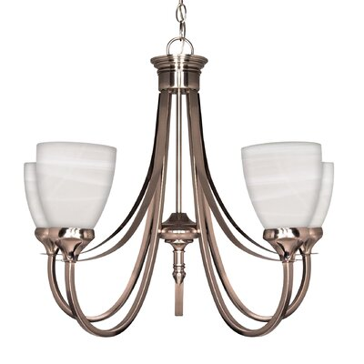 Triumph 5 Light Chandelier