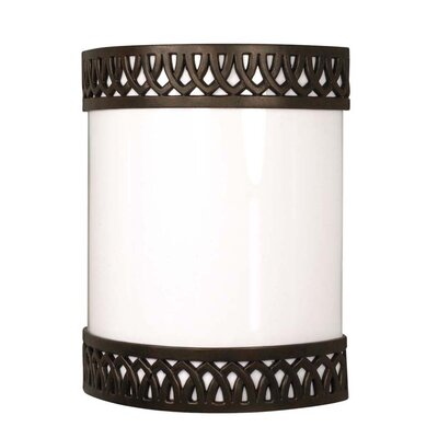 Nuvo Lighting Rustica 1 Light Energy Star  Wall Sconce
