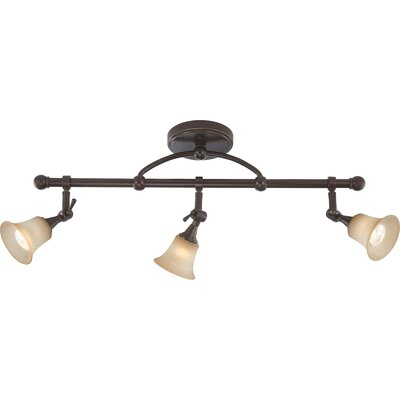 Nuvo Lighting Surrey 3 Light Semi Flush Mount