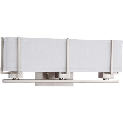 Nuvo Lighting Logan 3 Light Bath Vanity Light