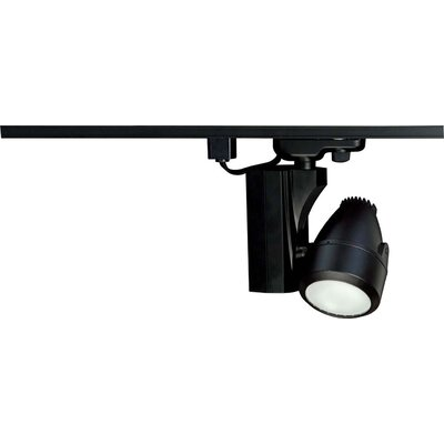 Nuvo Lighting One Light Metal Halide Track Head in Black