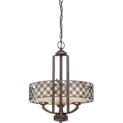 Margaux 3 Light Chandelier