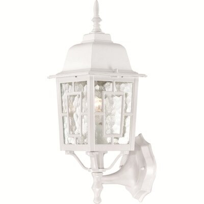 Nuvo Lighting Banyon 1 Light Outdoor Wall Lantern