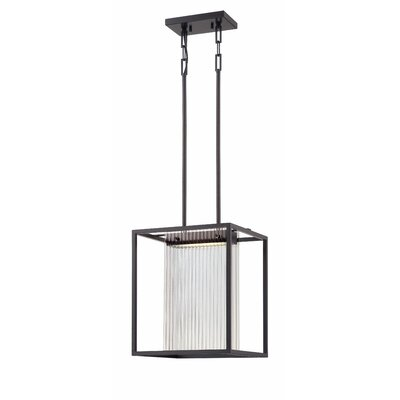 Bin 1 Light Kitchen Island Pendant