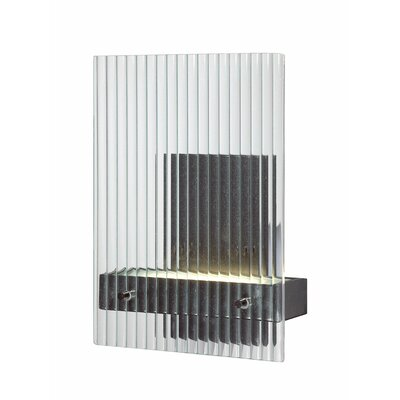 Nuvo Lighting Bin 1 Light Wall Sconce
