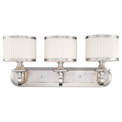 Nuvo Lighting Candice 3 Light Bath Vanity Light