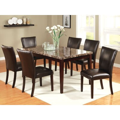 Welton USA Stonebriar 7 Piece Counter Height Dining Set