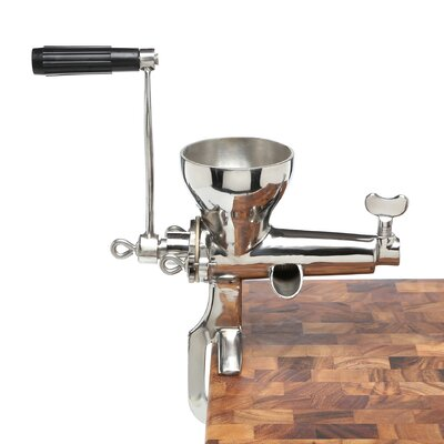 Weston Stainless Steel Wheatgrass Juicer