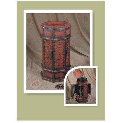 Accent Treasures Dynasty Jewelry Box