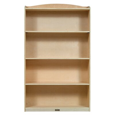 "Single-Sided 60"" Bookcase"