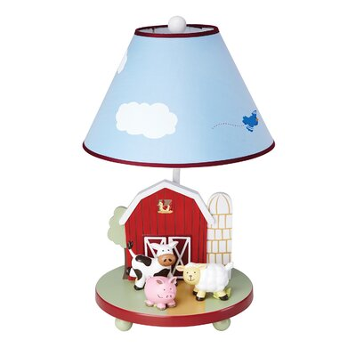 Guidecraft Farm Friends Table Lamp
