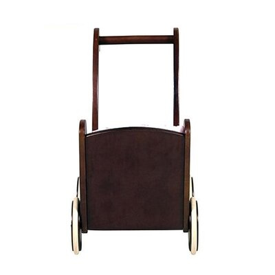 Guidecraft Doll Buggy in Espresso