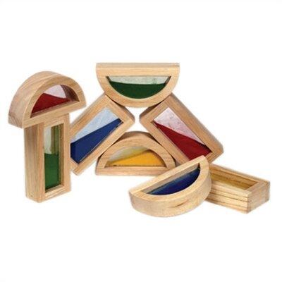 Guidecraft Sand Rainbow Blocks