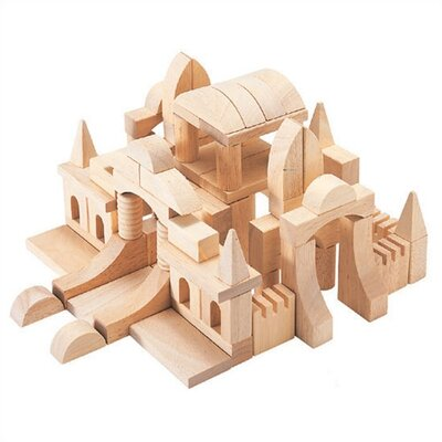 Guidecraft Tabletop Building Blocks