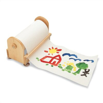 Guidecraft Paper Center Paper Roller
